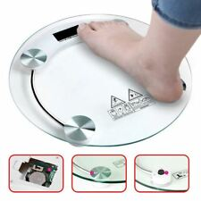 Electronic Personal Digital  Tempered Glass Weight Weighing Scale