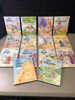 Lot of 14 Alice in Bibleland Hardcovers Joyce Davidson Bible Children's Books