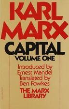 Capital: A Critique of Political Economy, Vol. 1, Karl Marx