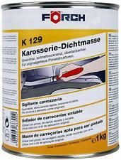 Karosserie Dichtmasse 1kg Dose streichbar Pinselverarbeitung K129 66306300