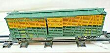 Chicago Northwestern Cattle Car 00054 S-Helper Showcase Line #14252 New In Box