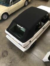 VW Mk1 Golf   - New Mohair Hood