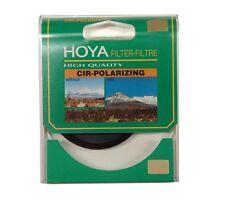Hoya 72mm G series circular polarizing filter, London