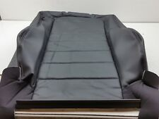 2010 DODGE CHARGER R/T SRT8 SXT SE RIGHT PASSENGER UPPER OEM SEAT COVER #096