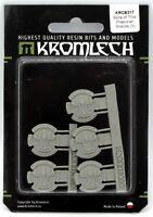 Kromlech KRCB217 Sons of Thor Praeorian Shields (Conversion Bits) Viking Marines