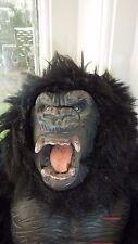 "2005 Studios Playmates Universal King kong Scimmia Gorilla 12"" RUGGISCE"