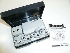 Recoton ADF1650 Travel Deluxe Voltage Converter Kit