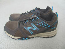 New Balance 689 Women's Brown and Blue Colored Running Shoes Size 8
