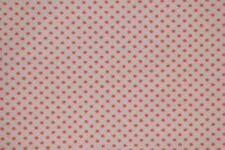 Micro Polka Dot Print #706 Nylon Lycra Spandex 4 Way Stretch Swimwear Fabric BTY