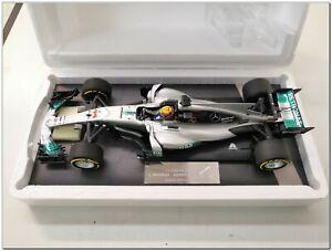 1/18 Minichamps 117170244 Mercedes W08 Winner Chinese GP 2017 Lewis Hamilton #44