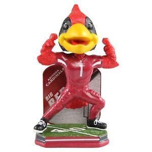 Arizona Cardinals Big Red Mascot Name and Number Bobblehead NFL