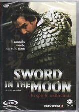 DVD NEW - SWORD IN THE MOON