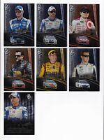 ^2015 Press Pass NUMBERED GOLD PARALLEL #10 Kyle Busch BV$4.50! #26/75!