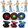 Cool Aluminum Design Professional YoYo Ball Bearing String Trick Alloy Kid_lo