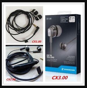 Sennheiser  CX1.00 CX2.00 CX3.00 In-Ear Headphones Earphones WS88