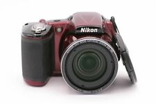 Nikon COOLPIX L830 16.0MP Digital Camera - Plum Set