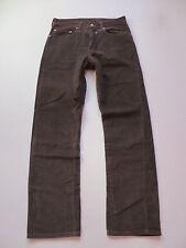 Levi's® 505 Cord Jeans Hose, W 31 /L 32, Braun ! bequeme Cordhose, Sehr Gut ! 46