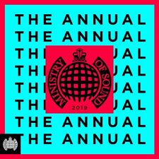 The Annual 2019 - Ministry of Sound Various Artists 2 CD Delivery