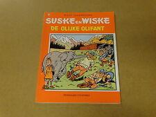 STRIP / SUSKE EN WISKE 170: DE OLIJKE OLIFANT | Herdruk 1996