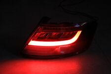 AUDI A3 2013 SPORTBACK HECKLEUCHTE RÜCKLEUCHTE LED 3X REAR LAMP
