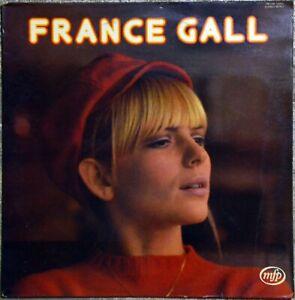 33t France Gall - Cinq minutes d'amour (LP)