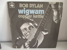 BOB DYLAN Wigwam 5122