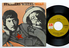 STEALERS WHEEL 45 Star / What More Could You Want 1973 Pop Rock PS DM1103
