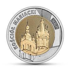 Poland / Polen 2020 - 5zl Discover Poland - St. Mary's Basilica