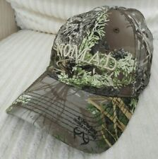 Nomad Realtree Max-1 Camo Stretch Cap Hunting Hat M/L New