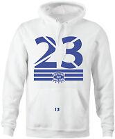 """THE 23"" Hoodie to match Air Retro 12 ""DEEP ROYAL BLUE 12's"""