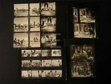 1964 The Long Ships VINTAGE 5 CONTACT SHEET LOT 33M