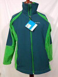 NWT Columbia Women's Sugarcreek II Colorblock Jacket Size 1X