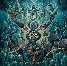 Axis Mundi (Ltd.Boxset) von Decrepit Birth (2017)