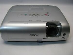 Epson EMP-S4 500:1 Contrast 1,800 Lumens LCD Video Projector *No Lamp/Remote*