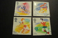 GB 1988 Commemorative Stamps~Sports~Very Fine Used Set~(ex fdc)UK Seller