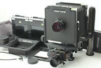 【 Near MINT 】 Toyo View VX125 + Nikon Nikkor W 150mm f/5.6 Lens etc.. from JAPAN