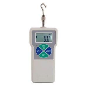 500N 50KG Digital Dynamometer Push Pull Force Gauge Tester Meter ELK-500
