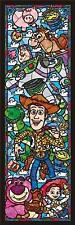 456 pieces Jigsaw Puzzle Toy Story Stained Glass 18.5 x 55.5 cm (Plastic) Japan*