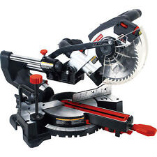 Craftsman 7 1/4 Inch Laser Trac Compact Sliding Compound Miter Saw Bevel NEW
