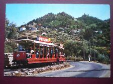 POSTCARD SINTRA - PORTUGAL - TYPICAL TRAM CAR