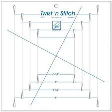 June Tailor Twist 'n Stitch Ruler - 080940