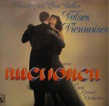 ++FRANCK POURCEL valses viennoises LP  RARE 1975 VG++