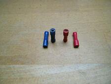 40 Flachsteckhülsen rot/blau, 2,8 voll isoliert für Kfz