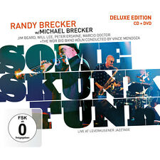 CD DVD RANDY BRECKER Y MICHAEL BRECKER Some Skunk Funk Leverkusener jazztag