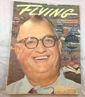 Flying Magazine Vintage Airplane Aviation Southwest Airmotive Winston Castleberr