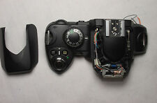 Original Nikon D3100 Panel Superior + Flash / o / Panel Trasero + Lcd-Partes