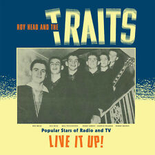 ROY HEAD & TRAITS 'Live it Up! LP rockabilly TNT Renner One More Time San Marcos