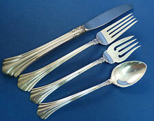 EIGHTEENTH CENTURY-REED & BARTON STERLING 4 PIECE PLACE SETTING(S)-Modern