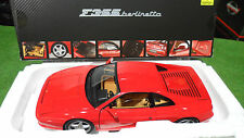 FERRARI F355 BERLINETTA rouge au 1/18 d ELITE HOT WHEELS X5477 voiture miniature