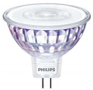 Philips Master LED 7-35w Bulb - 12v / 36D Beam Angle (4000k) Dimmable